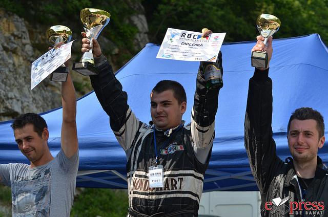 Locul 1 pentru echipajul A-CAR, dupa primele 2 etape Romanian Berg Cup